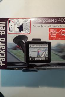 GPS Garmin  Compasseo 400