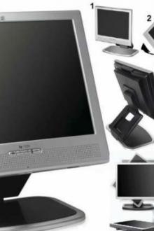 Ecran HP 1530 15 pouces