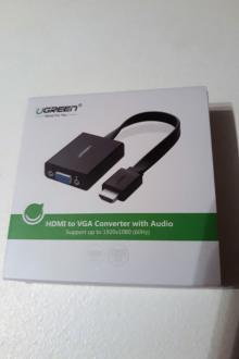 Cable adaptateur HDMI vers VGA
