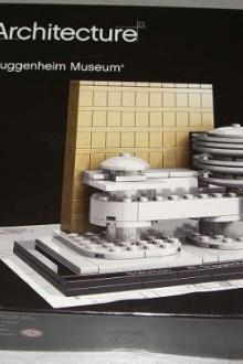 LEGO 21004 Architecture Musée Guggenheim
